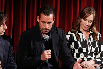 Adam Sandler The Academy of Motion Picture Arts & Sciences Hosts an Official Academy Screening of THE MEYEROWITZ STORIES (NEW AND SELECTED)