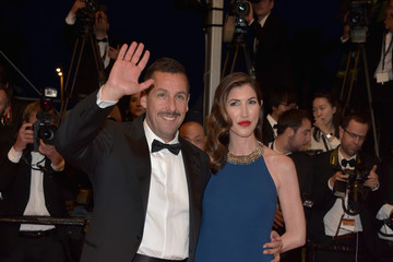 Adam Sandler 'Redoubtable (Le Redoutable)' Red Carpet Arrivals - The 70th Annual Cannes Film Festival