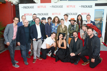 Adam Schiff Los Angeles Special Screening And After Party For The Netflix Film 'The Package'