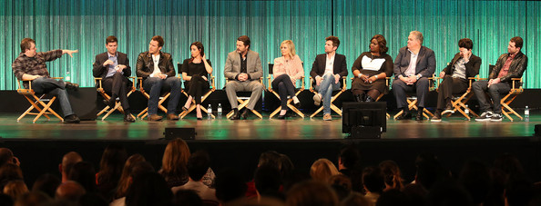 'Parks and Recreation' Honored in Hollywood