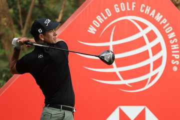 Adam Scott WGC - HSBC Champions - Previews