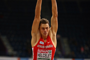 Adam Sebastian Helcelet 2017 European Athletics Indoor Championships - Day Two