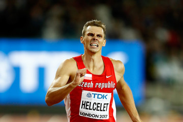 Adam Sebastian Helcelet 16th IAAF World Athletics Championships London 2017 - Day Eight
