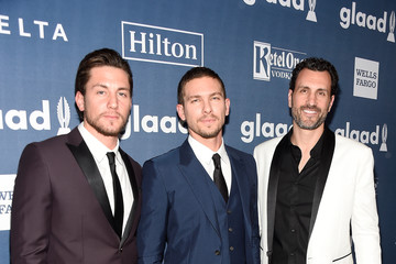 Adam Senn Red Carpet - 27th Annual GLAAD Media Awards