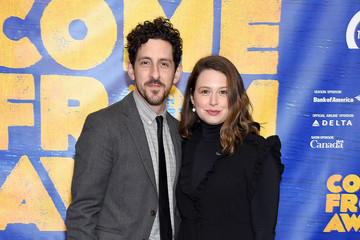 Adam Shapiro 'Come From Away' Opening Night Performance - Arrivals