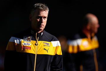 Adam Simpson AFL Rd 15 - Western Bulldogs v West Coast