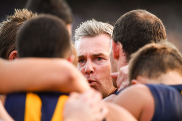 Adam Simpson AFL Rd 23 - West Coast v Adelaide