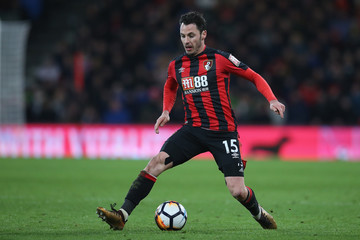 Adam Smith AFC Bournemouth v Wigan Athletic - The Emirates FA Cup Third Round