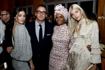 Adam Stotsky E!, ELLE, And IMG Presented By TRESemmé Host NYFW Kick-Off Party - Inside