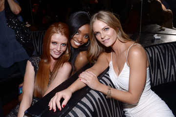 Adaora Sports Illustrated Celebrates Swimsuit 2013 With A Star-Studded Kickoff Event At NYC's Crimson
