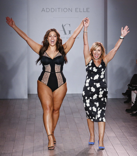 e2a23ccacc000 Addition Elle Presents Holiday 2016 RTW + Ashley Graham Lingerie - Runway -  September 2016 - Style360 Fashion Week