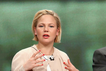 Adelaide Clemens SundanceTV TCA Panel for 'Rectify'