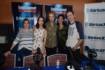 Adelaide Kane SiriusXM's Entertainment Weekly Radio Channel Broadcasts From Comic-Con 2014