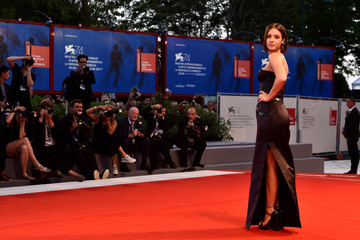 Adele Exarchopoulos Racer And The Jailbird (Le Fidele) Premiere - 74th Venice Film Festival