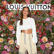 Adele Exarchopoulos Louis Vuitton Dinner - The 74th Annual Cannes Film Festival