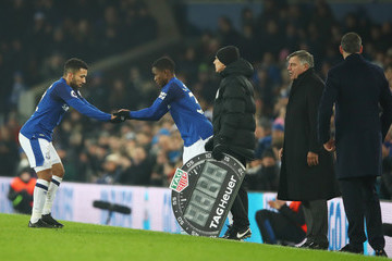 Ademola Lookman Everton v Swansea City - Premier League