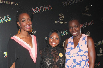 Adepero Oduye Refinery29's Second Annual New York Fashion Week Event, '29Rooms'