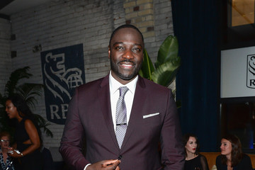 Adewale Akinnuoye-Agbaje 'Farming' Cocktail Party Hosted By RBC At RBC House Toronto Film Festival 2018