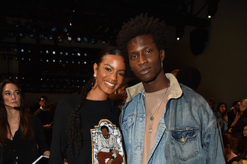Adonis Bosso Pyer Moss - Front Row - February 2018 - New York Fashion Week: The Shows