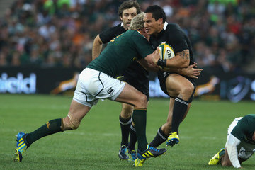 Adriaan Struass South Africa v New Zealand: The Rugby Championship