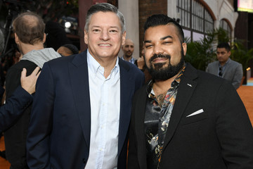Adrian Dev L.A. Premiere Of Netflix's 'Dolemite Is My Name' - Red Carpet