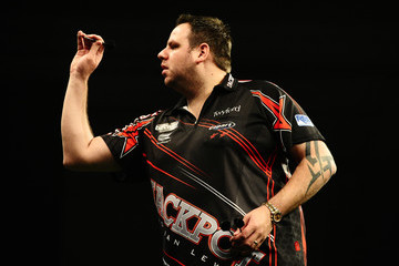 Adrian Lewis Betway Premier League Darts  - Exeter