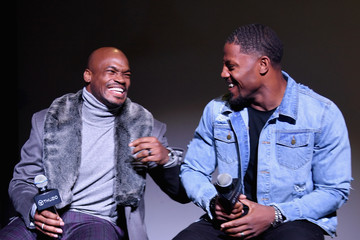 Adrian Peterson Social Ready Content: Super Bowl LIII Parties And Entertainment
