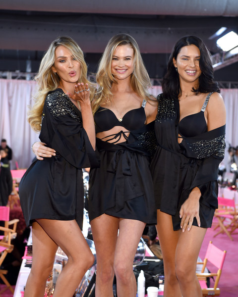 2018 Victoria's Secret Fashion Show In New York - Hair & Makeup