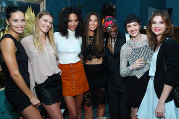 Adriana Lima Society Hosts Fundraiser for English in Mind Institute in New York City