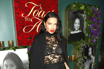 Adriana Lima Common's 5th Annual Toast to the Arts