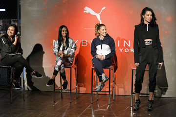 Adriana Lima Maybelline New York PUMA Launch Event