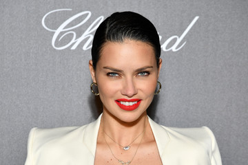 Adriana Lima Chopard And Annabel's Host The Gentleman's Evening At The Hotel Martinez - 72th Cannes Film Festival