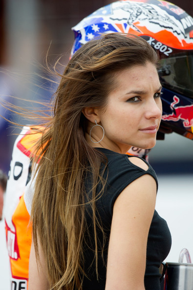 Adriana Stoner - MotoGP of Spain - Race