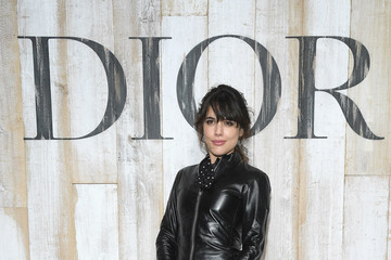 Adriana Ugarte Christian Dior Couture S/S19 Cruise Collection: Photocall At Grandes Ecuries De Chantilly