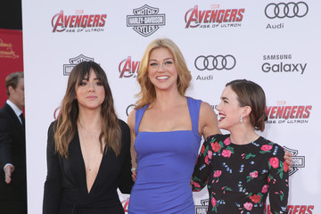 Adrianne Palicki Premiere Of Marvel's 'Avengers: Age Of Ultron' - Arrivals