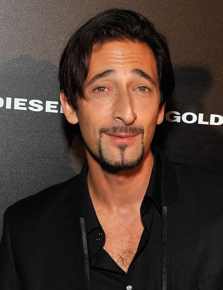 ... fashion week in this photo adrien brody actor adrien brody attends the Adrien Brody