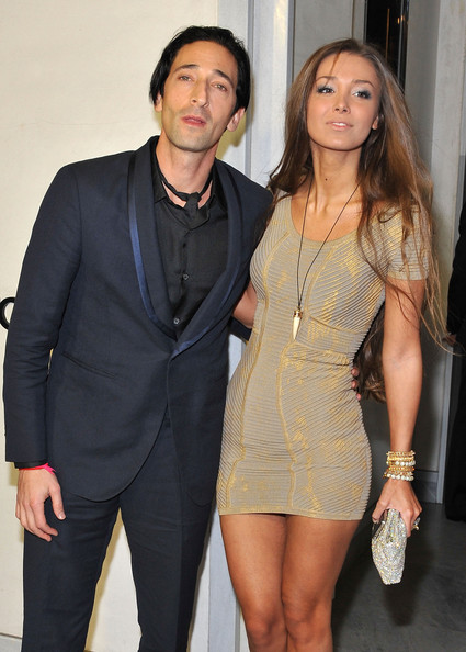Adrien Brody Pictures ... Adrien Brody Married