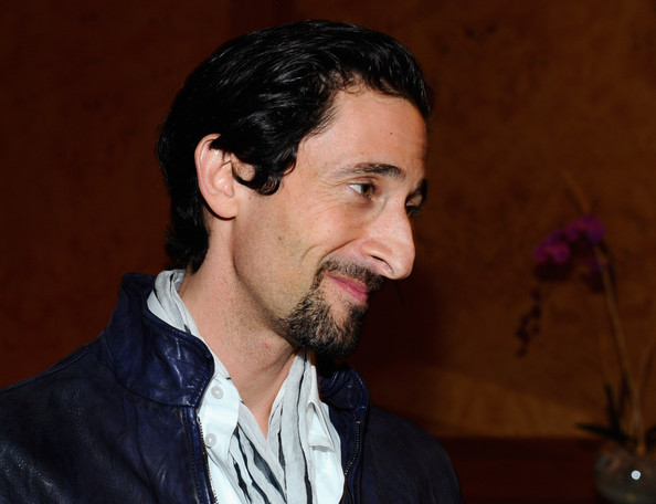 Adrien Brody And Director Adrien Brody