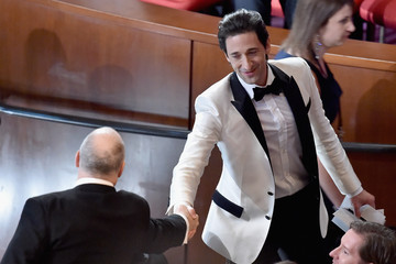 Adrien Brody 87th Annual Academy Awards Show