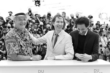 """Adrien Brody Wes Anderson """"The French Dispatch"""" Photocall - The 74th Annual Cannes Film Festival"""