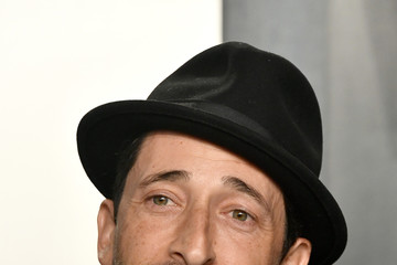 Adrien Brody 2020 Vanity Fair Oscar Party Hosted By Radhika Jones - Arrivals