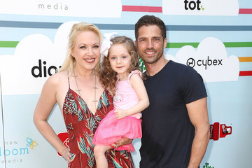 Adrienne Frantz Step2 Presents 7th Annual Celebrity Red CARpet Event by New Bloom Media Benefitting Baby2Baby - Arrivals