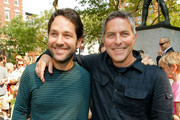 Paul Rudd Andy Ostroy Photos Photo