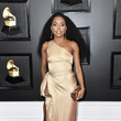 Adrienne Warren 62nd Annual GRAMMY Awards – Arrivals
