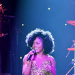 """Adrienne Warren Pre-GRAMMY Gala and GRAMMY Salute to Industry Icons Honoring Sean """"Diddy"""" Combs - Show"""