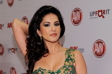 Sunny Leone Adult Video News Awards At The Hard Rock - Arrivals