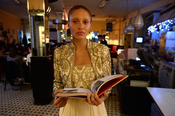 Adwoa Aboah Gucci Celebrates the release of Petra Collins: Coming of Age