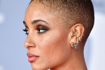 Adwoa Aboah The BRIT Awards 2020 - Red Carpet Arrivals