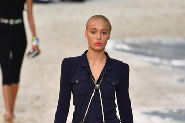 Adwoa Aboah Chanel: Runway - Paris Fashion Week Womenswear Spring/Summer 2019