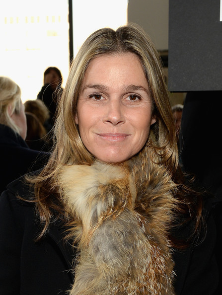 Aerin Lauder Pictures Front Row At The Michael Kors Show
